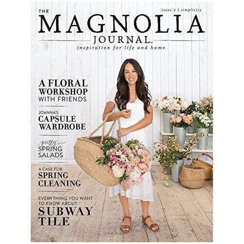 The Magnolia Journal Print Magazine  $20