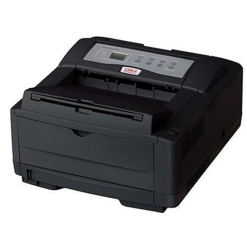 Okidata B4600 Up to 600 x 2400 DPI USB Monochrome Laser Printer $ 244.99 on Newegg $244.99