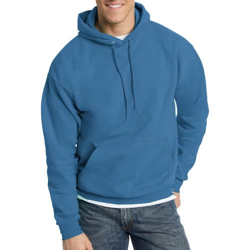 Hanes Big & Tall Men's EcoSmart Fleece Pullover Hoodie $ 11 @Walmart $11