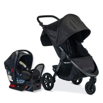 Buybuybaby Clearance BRITAX® B-Free & Endeavours Travel System - $150