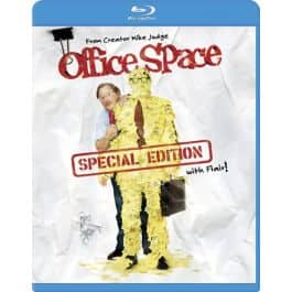 Office Space Special Edition blu-ray $4.96 (or $4.46 for new customers) FS
