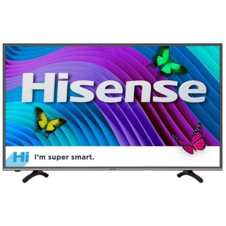 "Refurbished Hisense 65"" Class 4K (2160P) Smart LED TV (65CU6200) $524.39 free shipping!"