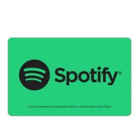 Sam's Club Members: Spotify $120 Value Subscription - 2 x 6 months - $90