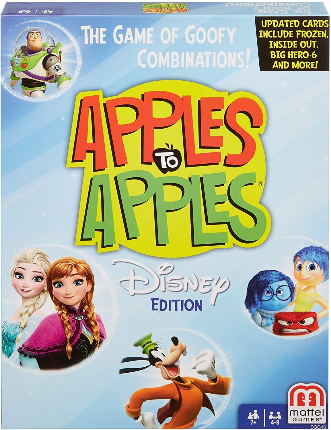Disney Apples to Apples Game $11.99