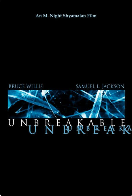 iTunes movies on sale: Unbreakable $10 Pitch Black $5