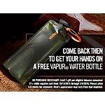 Vapur Water Bottle  Starts  10/12/15