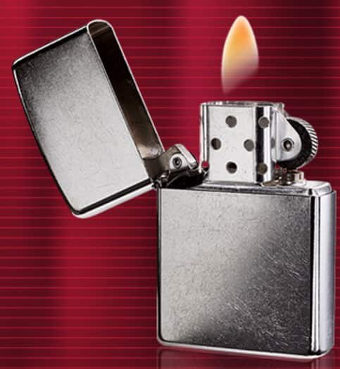 L & M Free Zippo Lighter - tobacco users  04/28/17 or while supplies last