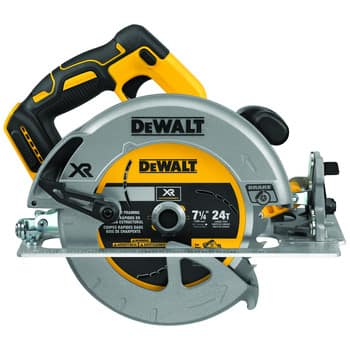 DeWALT 20-Volt 7-1/4-in Cordless Circular Saw + 20-V 6.0-Ah Battery $129 + Free Shipping