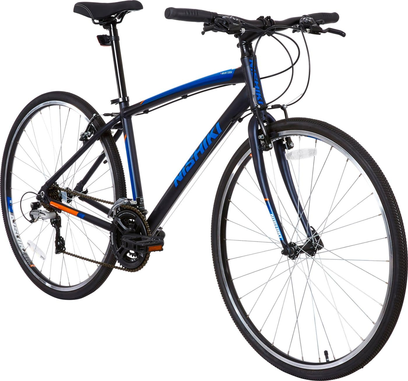 Nishiki Men's Manitoba Hybrid Bike $249.98 (Flash Sale until 10PM(PT)! Online Only!)