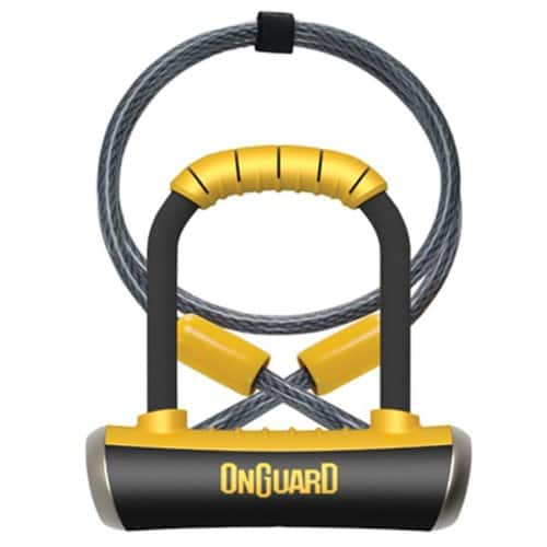 ONGUARD Pitbull Mini DT #8008 U-Lock $31.67