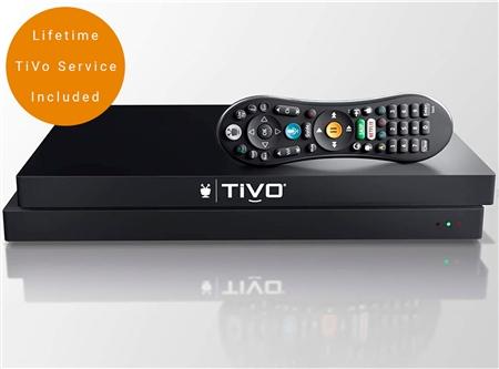 TiVo Edge Antenna DVR - 500GB (with Lifetime Service) $349.00