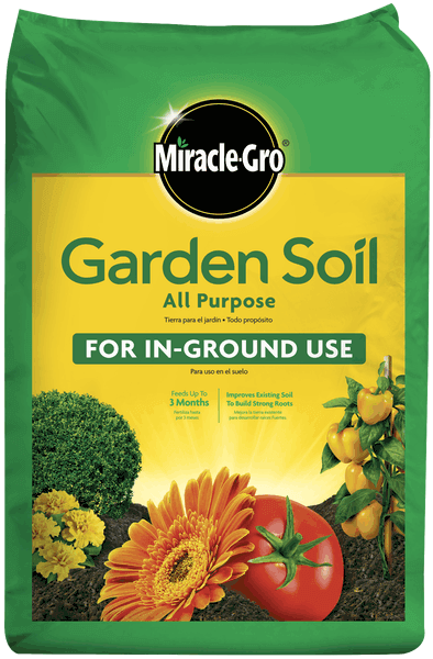 Miracle-Gro 0.75-cu ft All Purpose Garden Soil in store only