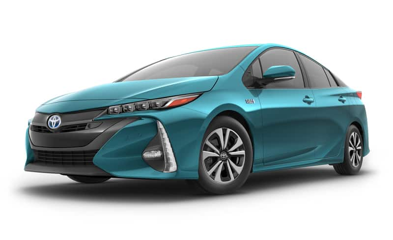 Toyota 2017 Prius Prime (Plug-in Hybrid, Advanced Trim Level) MSRP $34284 - $5000 Toyota rebate - $4502 Federal tax credit = $24782