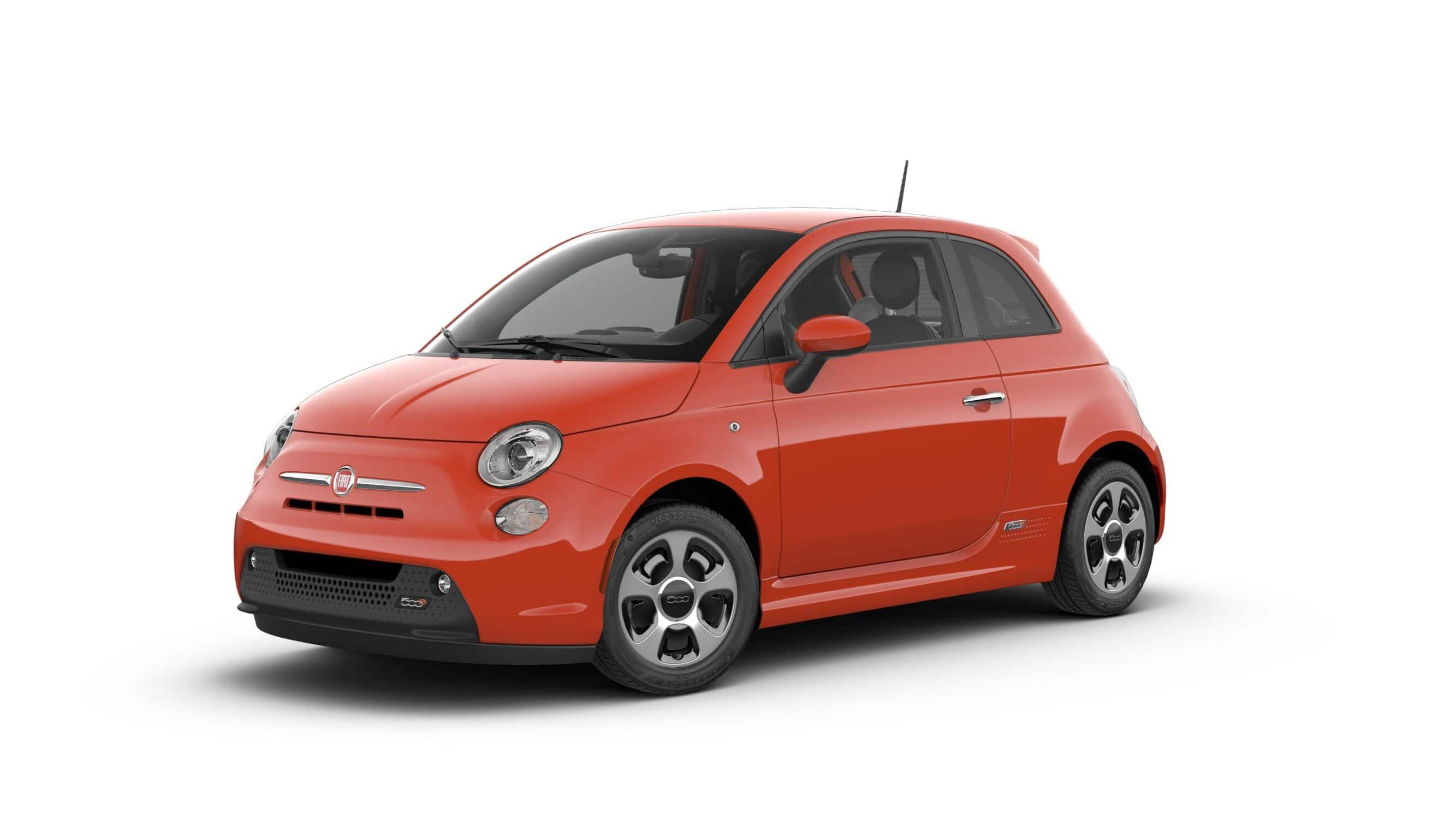 2018 Fiat 500e Ev Msrp 34290 7250 Cash Rebate 4000 Dealer 7500 Federal Tax Credit 2500 Ca State