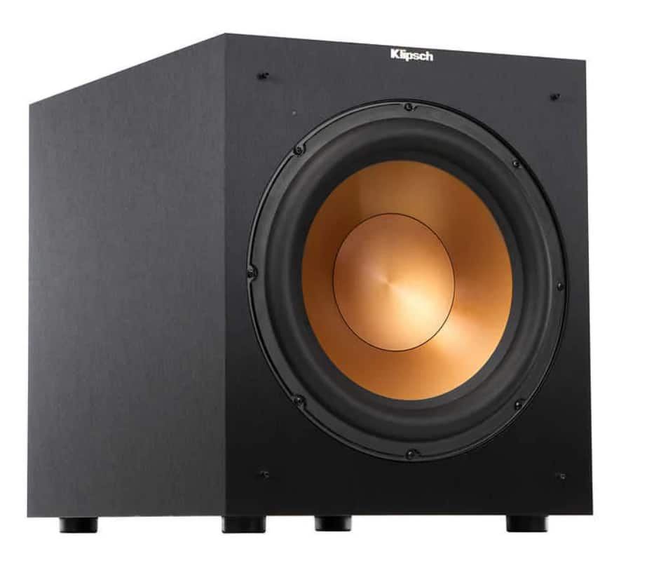 Klipsch R-12SW Reference Powered Subwoofer $189.99