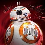 Star Wars Force Awakens BB8 Sphero App-Enabled Droid Toy Now Available!
