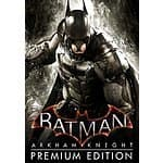 Batman Arkham Knight Premium Edition - Full Game + Season Pass + DLC for Steam PC: $18.72 - New PC Patch Released