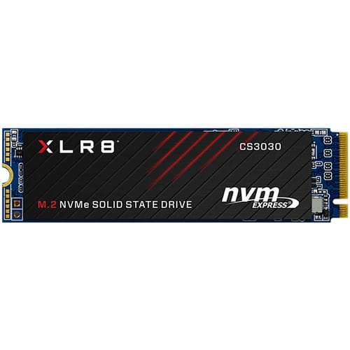2TB PNY XLR8 CS3030 NVMe M.2 SSD $219.99