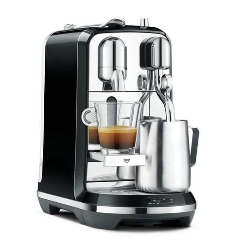 Breville BNE600SLQUSC Nespresso Creatista, Black [Black] $299.95