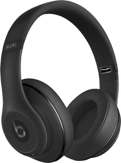 Beats by Dr. Dre - Beats Studio2 Wireless Over-the-Ear Headphones - Black $189.99
