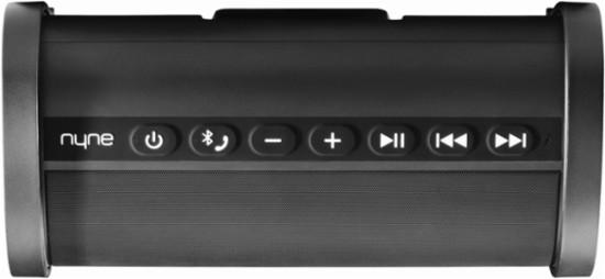 Nyne - Portable Bluetooth Speaker - Black $54.99