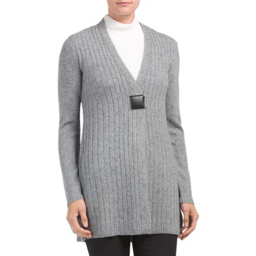 Wool Blend Magnetic Closure Cardigan (2 Colors) $29.99
