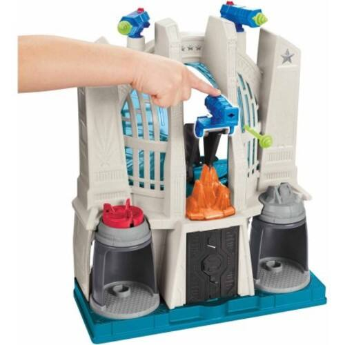 Fisher-Price Imaginext DC Super Friends Hall of Justice Playset $17.78