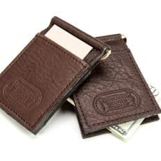 $20 off on Leather Goods from Buffalo Billfold Company when you spend $100