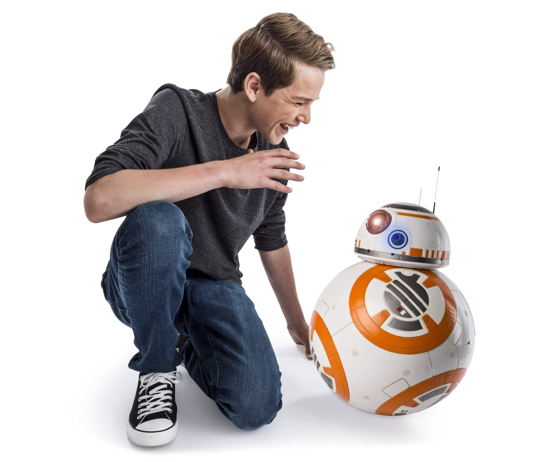 Star Wars Fully Interactive BB-8 Hero Droid $105 + tax at Target