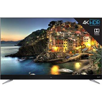 TCL 65C807 65 inch 4K Roku Smart TV $799 (Free Shipping/No Tax)