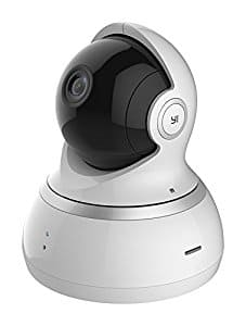 YI Dome Camera 1080p HD Indoor Pan/Tilt/Zoom Wireless IP Cam (White) $50.99 or 2 for $80 @ Amazon