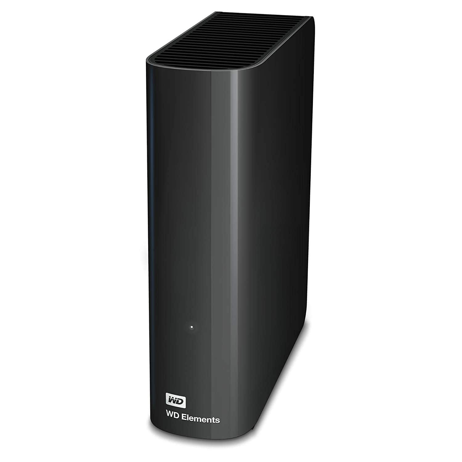 WD elements desktop external HDDs, 4tb 89.96, 6tb 109.90, 8tb 139.99, 10tb 198.95 $109.9