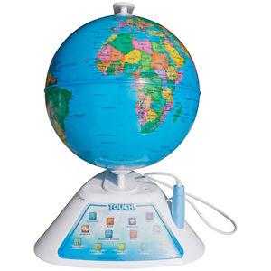 Oregon Scientific SmartGlobe Discovery - Interactive Globe w/ Smart Pen SG268 $34.99 at ebay.com + FS