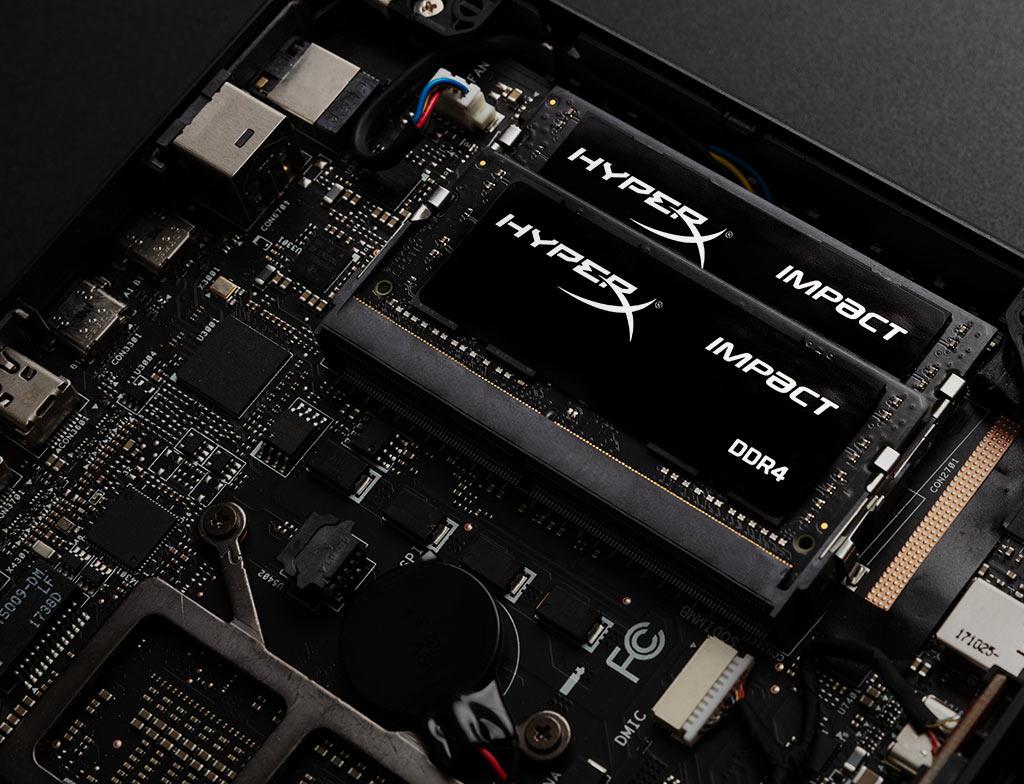 Kingston HyperX Sodimm Laptop RAM 3200 MHz CL20 32 GB $119.99 or 2666 MHz CL 16 32 GB $92.99