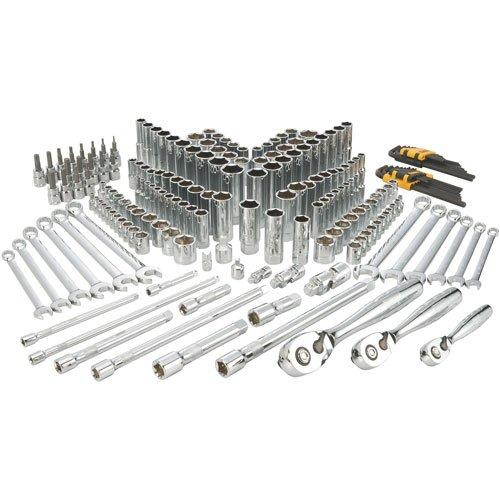 DEWALT DWMT72165 204 Piece Mechanics Tool Set $43.24 OFF AMZ Store Card