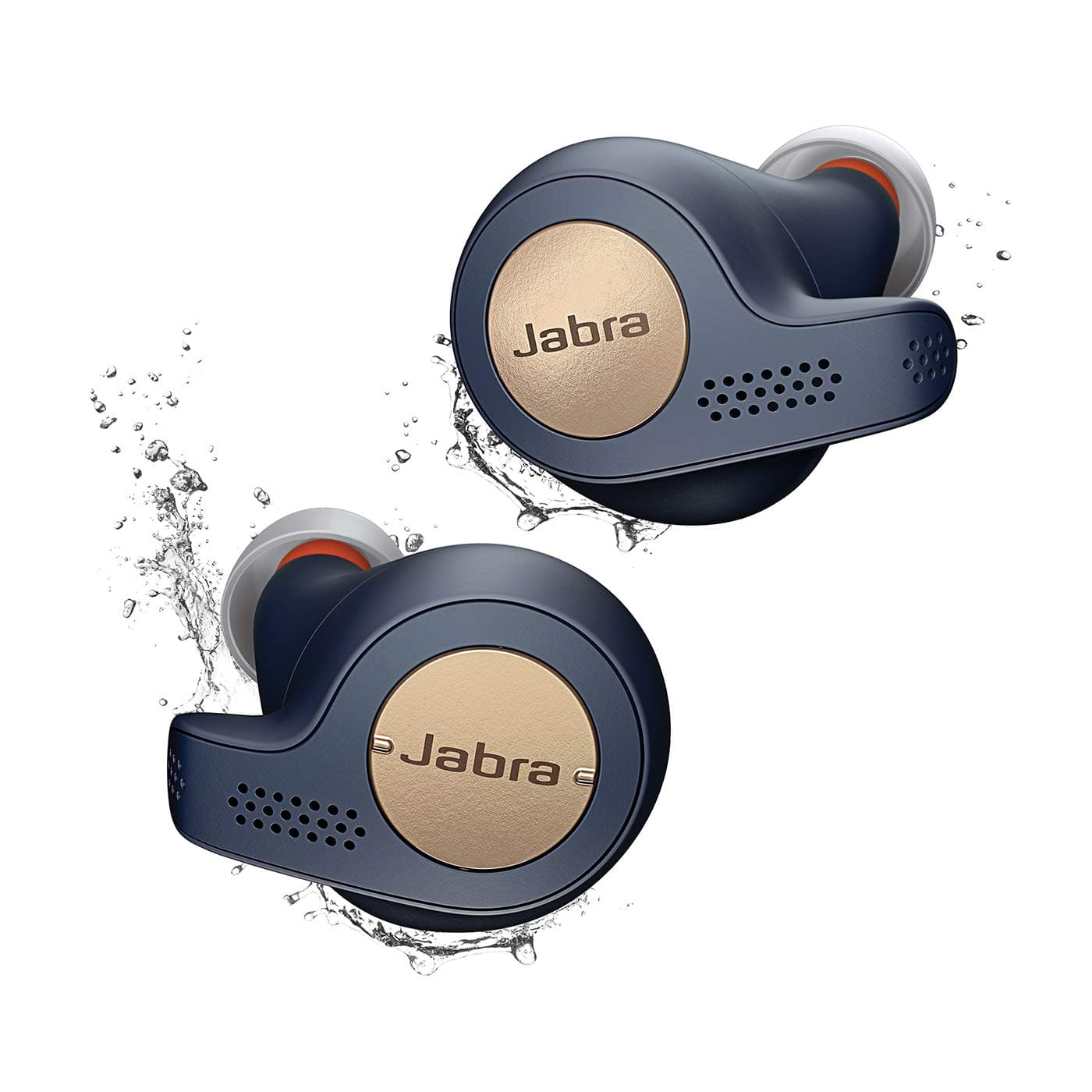Jabra Elite Active 65t Alexa Enabled True Wireless Sports Earbuds Copper Blue $128 + tax AR (Amazon Prime Card Required)