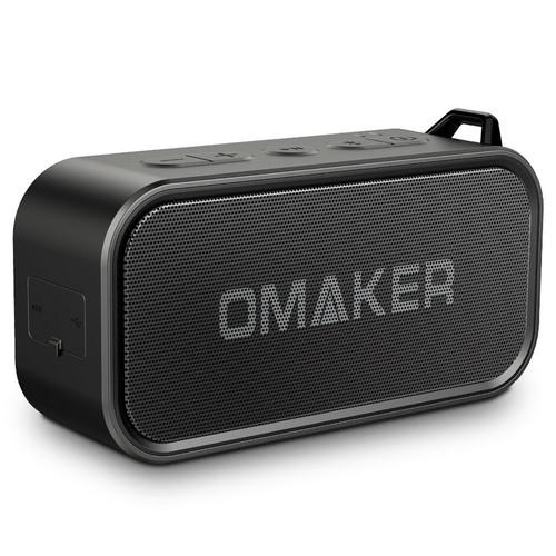 Portable Bluetooth Speakers for Outdoor Waterproof Wireless Speaker $19.79@AC