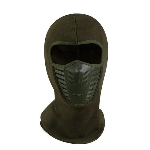 Winter Fleece Warm Full Face Cover Anti-dust Balaclava Windproof Ski Mask $7.99