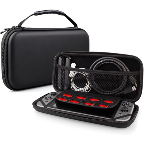 Swees Nintendo Switch Travel Carrying Case (various colors) $8.99 shipped w/Amazon Prime