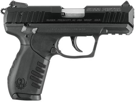 Ruger SR22 pistol $289.99 shipped - guns ammo