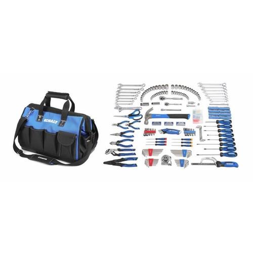 Kobalt 364-Piece Standard (SAE) and Metric Polished Chrome Mechanic's Tool Set $99