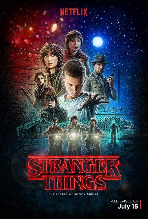 Stranger Things Season 1 Blu Ray (Target Exclusive) $24.99