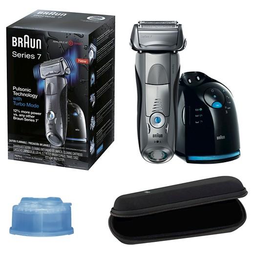 Braun Series 7 7898cc $110 ($170 less $30 MIR less $30 Target eGift Card)