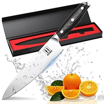 7.5 Inch German High Carbon Stainless Steel Chef's Knife for $23.99 @ Amazon