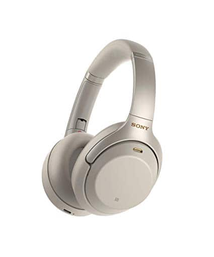 Sony WH-1000XM3 Wireless Noise Canceling Over-Ear Headphones (Refurbished) $200