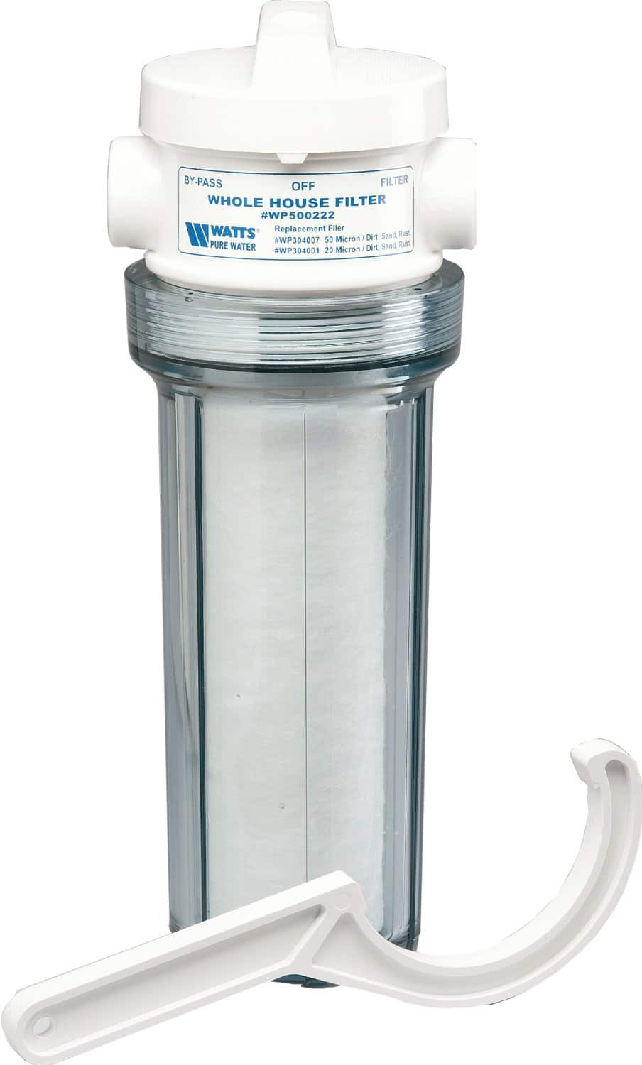 Watts WH-LD Premier Whole House Filter System $25.98 Free Shipping @Amazon