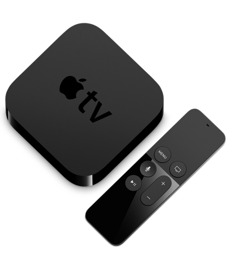 Apple TV 4th Generation 32GB or 64 GB RadioShack with 6 Foot HDMI Cable $119.98 (In store only) or 169.98 (In store+online)  Respectively + $5.95 Shipping (Online)