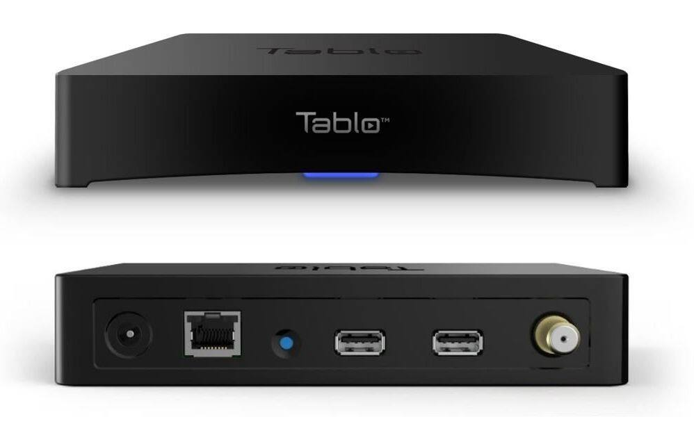 New Tablo 4 tuner OTA DVR $192.81---Update-Now $188.99