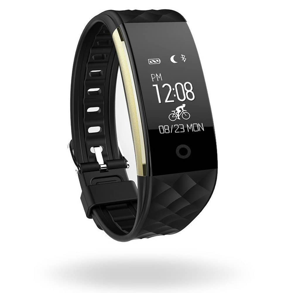 Add on item: Smart Band: Heart Rate Monitor Fitness Activity Tracker