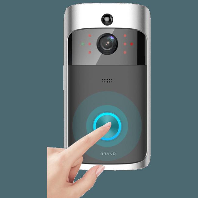 Baytek wifi Smart Video doorbell w/ Audio Communication for $49.99 + Free Shipping